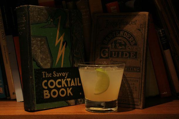 Hide Bar London Cocktail Book