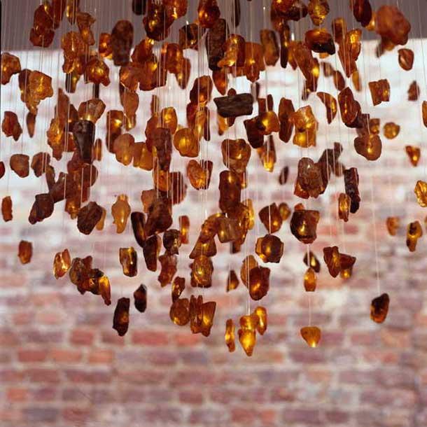 Baltic London Amber Decorations