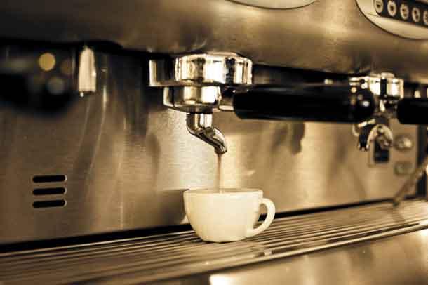 Coffee Machine London SE1
