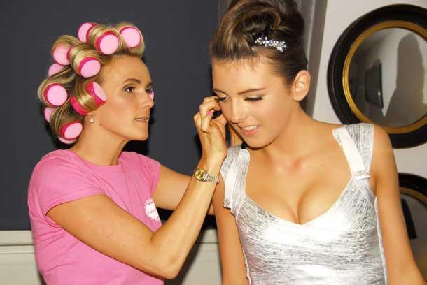 Elly Reber Style make-over glamorous