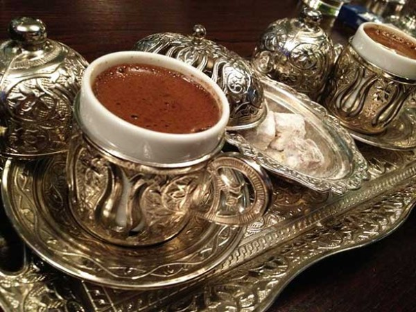 Kilikyas Turkish Coffee Tower Bridge