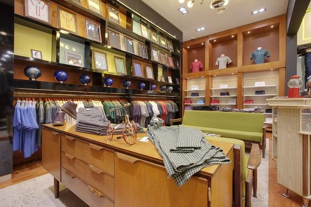 Tonik Retail Penguin Store Interior