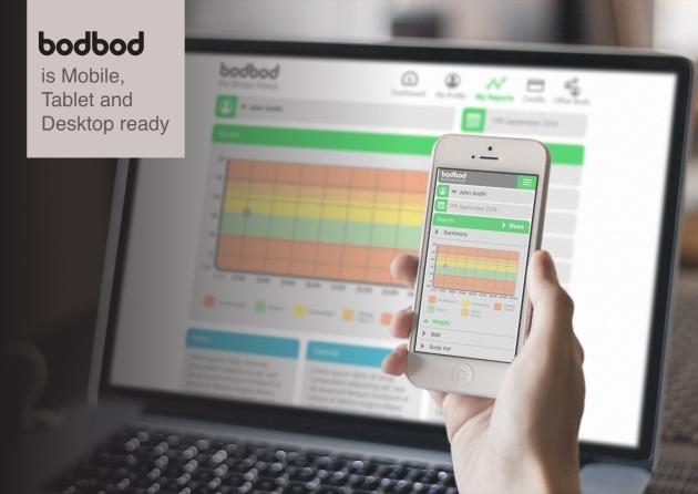 bodbod Health Fitness Software Mobile Tablet Desktop