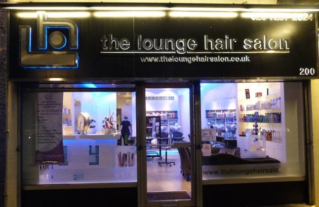 Lounge Hair Salon Jamaica Road London Bermondsey Exterior