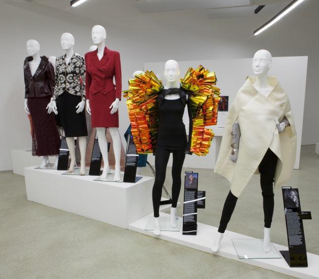 Design Museum Women Fashion Power Exhibit London Mannequins