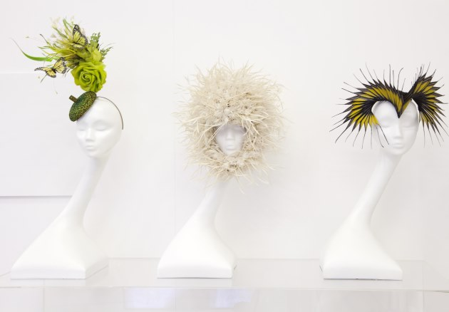 Design Museum Women Fashion Power Exhibit London Headdress