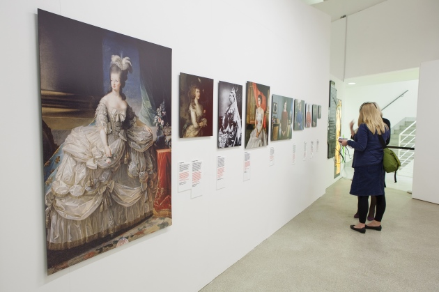Design Museum Women Fashion Power Exhibit London Gallery