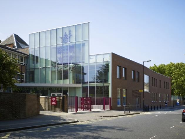 St Saviours & St Olaves Girls School London New Kent Road