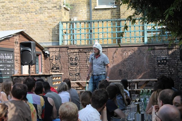 Camberwell Arts Festival Stand up comedy fringe event