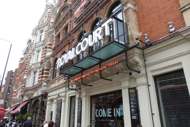 Sloane Square retail royal court theatre