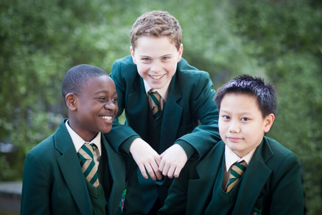 Bishop Challoner Catholic Federation Schools Boys Students