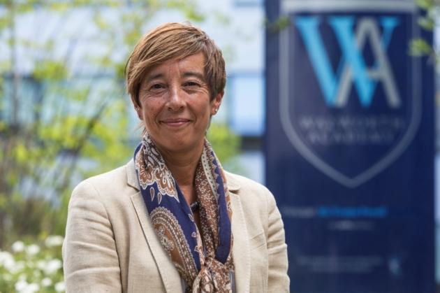 Yvonne Powell Headteacher Walworth Academy London School