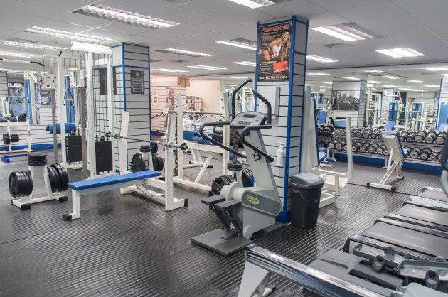 muscle factory gym bermondsey london fitness interior