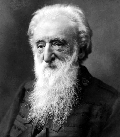 General William Booth salvation army