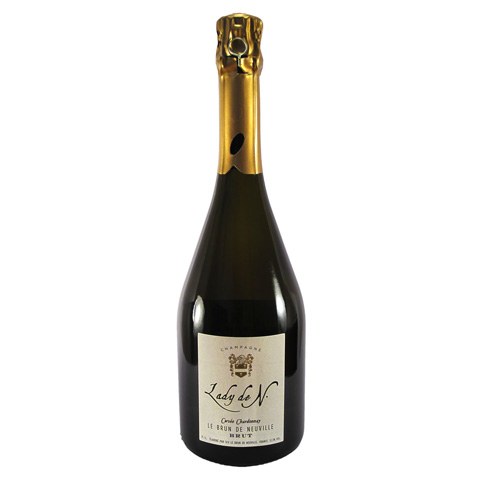 IWSC Winning Champagne 2015 from Le Brun