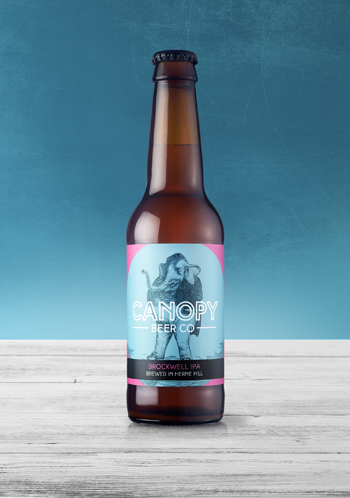 Fabulously branded beers brewed in Herne Hill