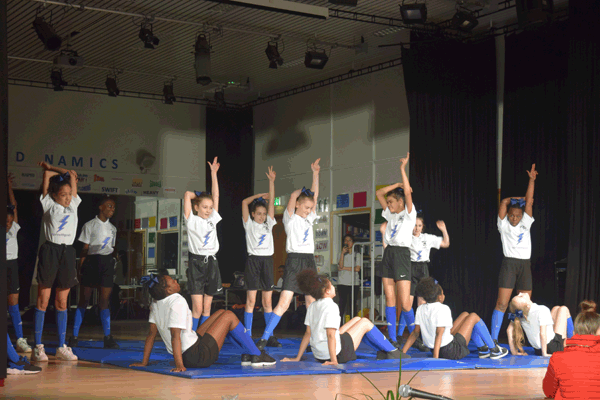 Dance, art and song unleash the inner talents of students