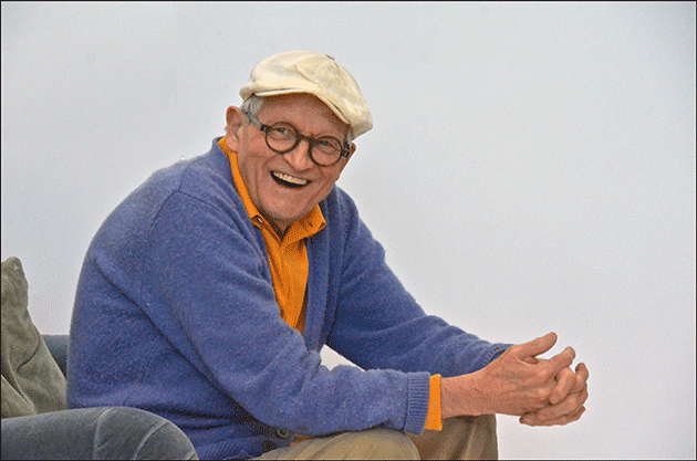 Portrait-of-David-Hockney-w