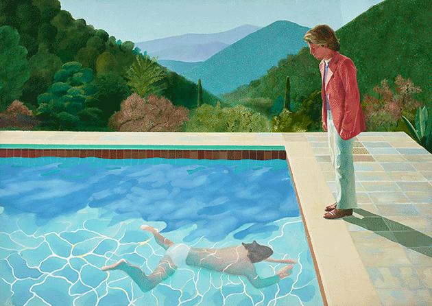 Portrait-of-an-Artist-(Pool-with-Two-Figures)-1971-w