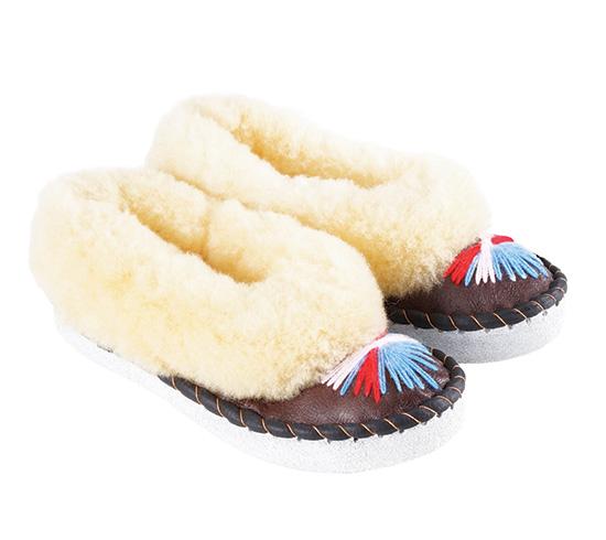 Polish Sheepskin Bambosze Slippers KIDS/' SIZES Luck Dip Colours